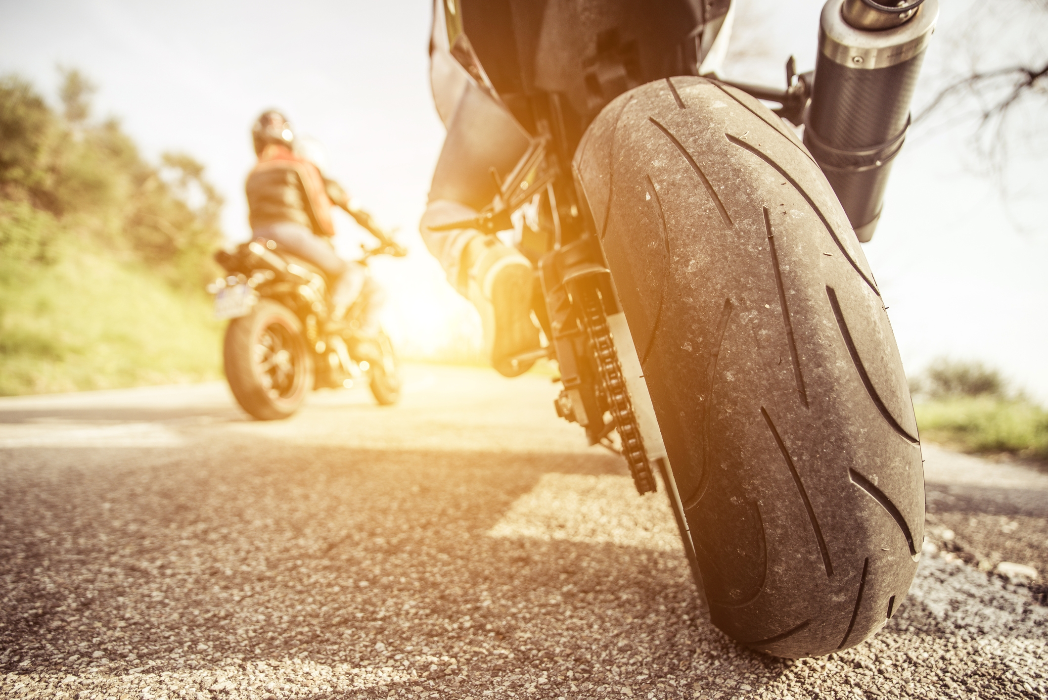 Motorcyclists are headed to PORT DOVER today for Friday the 13th