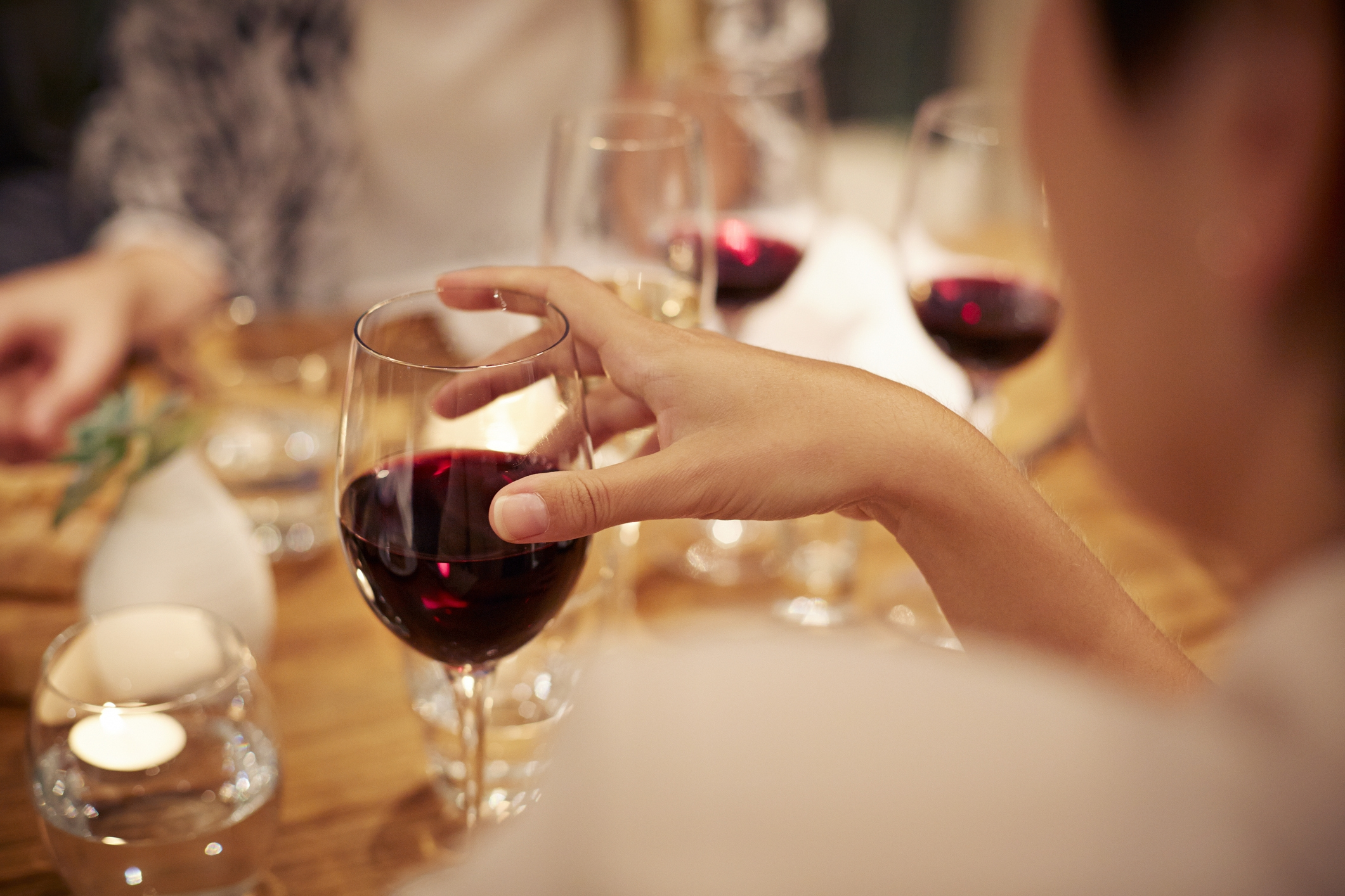HOW TO get FREE WINE at restaurants!!!