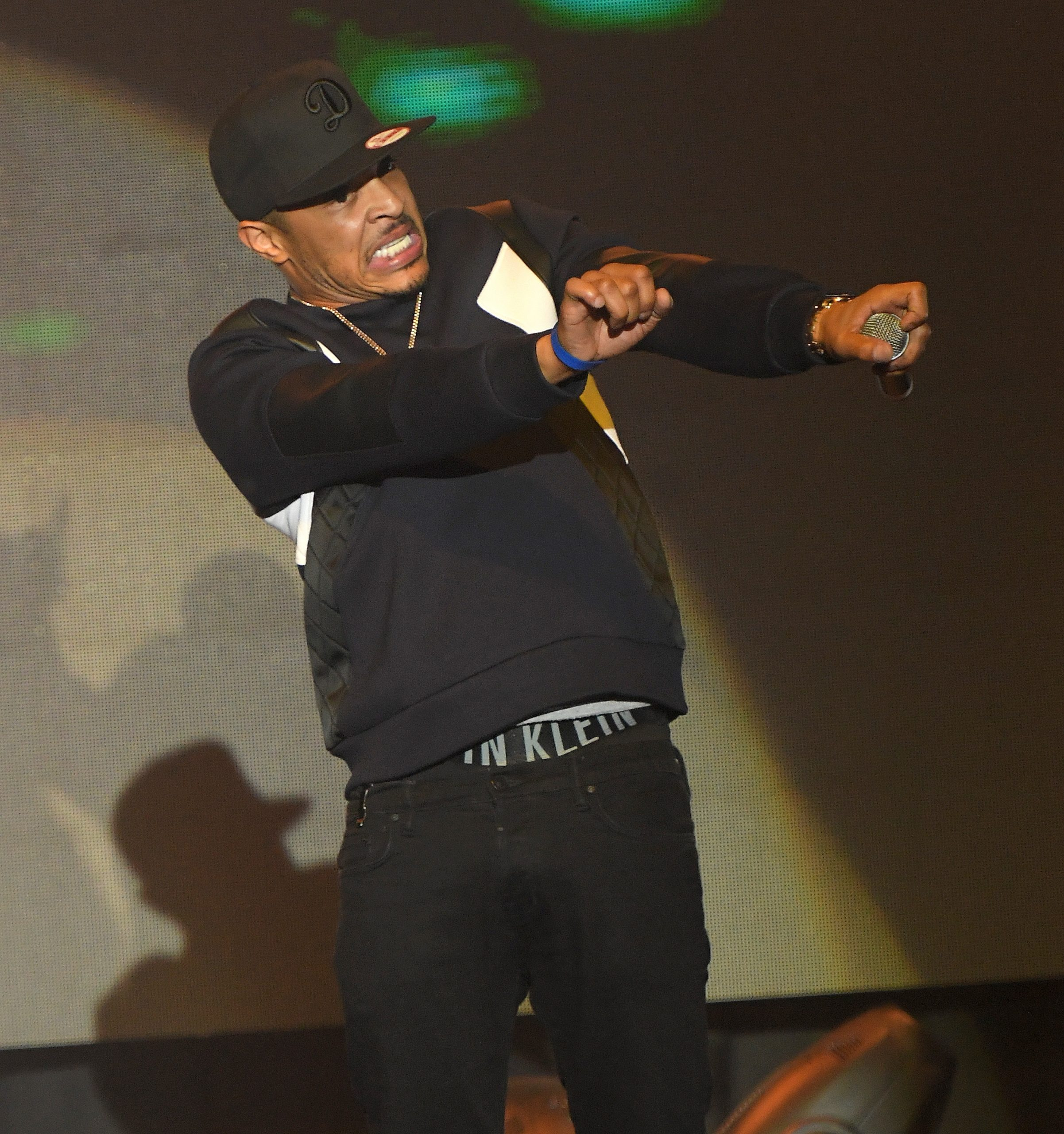 LISTEN:T.I. has a message for Donald Trump