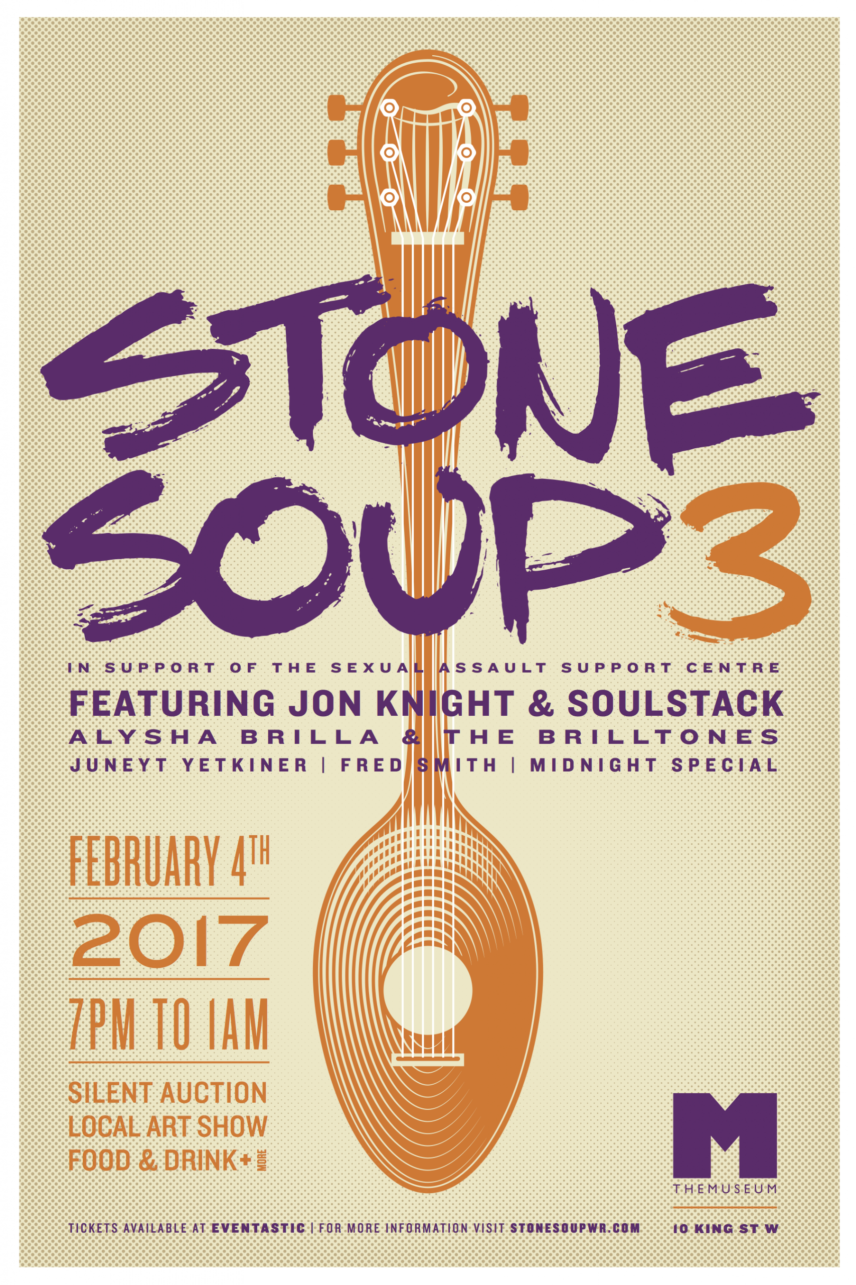 Stone Soup 3 In Support Of SASC Waterloo Region