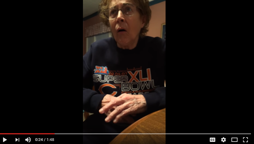 Grandma Is Adorable Blown Away By How Late Her DJ Grandson Has To Work - WATCH
