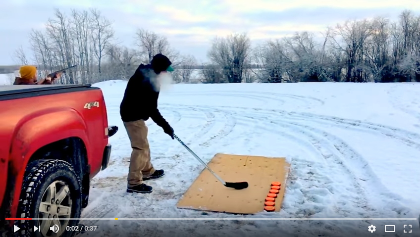 ICYMI: These Boys Have Mastered The Skill Of Canadian Skeet Shooting - WATCH