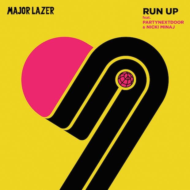 NEW MUSIC from MAJOR LAZER with PARTYNEXTDOOR & Nicki Minaj - LISTEN