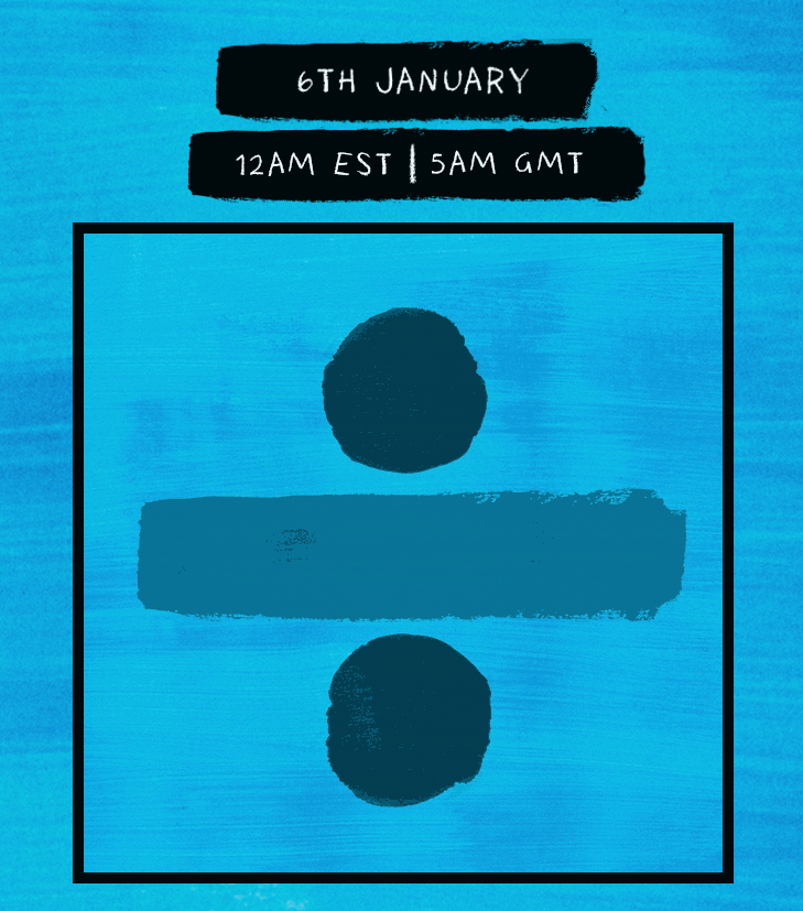 New ED SHEERAN tomorrow! What we know so far...