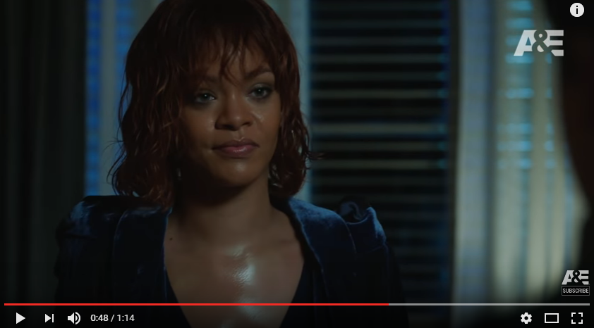 "WATCH: The trailer for the fifth and final season of ""Bates Motel"" with Rihanna as ""Marion Crane""."