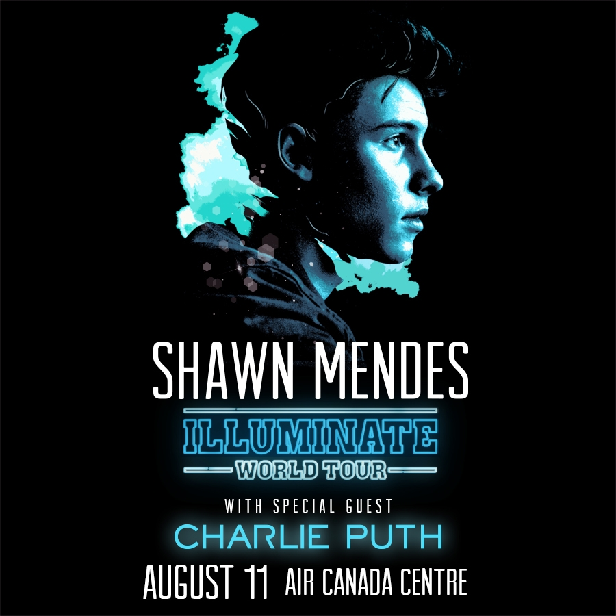 Shawn Mendes adds a Toronto show to the Illuminate World Tour! Here's when you can win tickets plus presale info..
