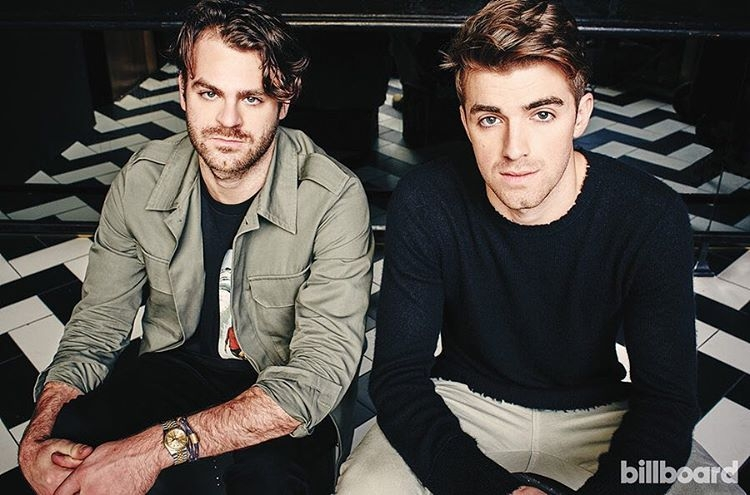"CHAINSMOKERS response to being called the ""Nickelback""of EDM + TOUR DETAILS"
