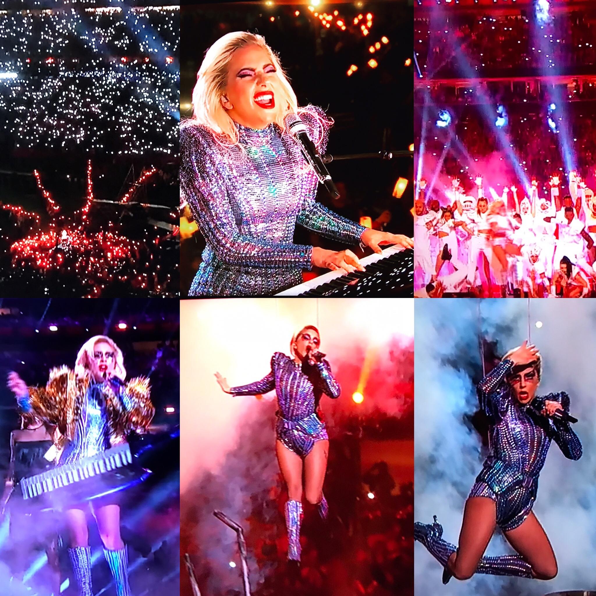 WATCH Lady Gaga's incredible Superbowl LI Halftime Performance!