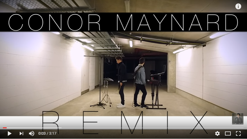 Maroon 5 Are On Their Way To Hamilton Check Out This Version Of 'Cold' By Conor Maynard - WATCH