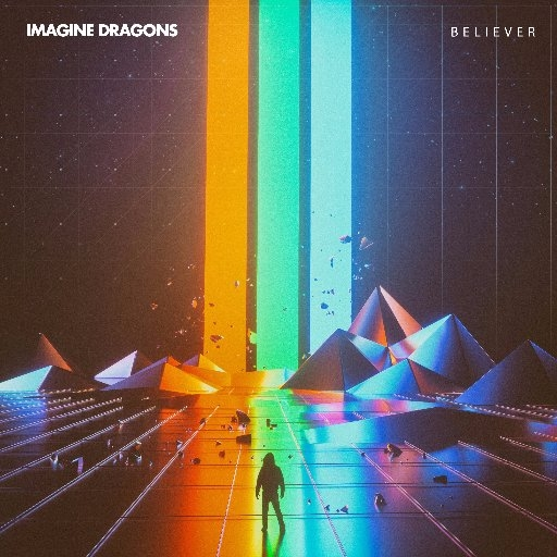 New music from IMAGINE DRAGONS - LISTEN