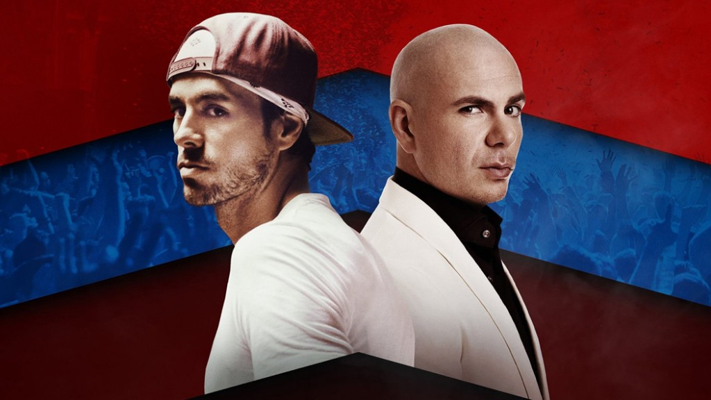 PITBULL & ENRIQUE IGLESIAS personally invite you to their TOUR! -WATCH-