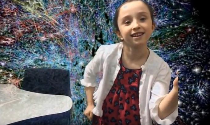 March Break Kid Co-Host #4:Alexia!