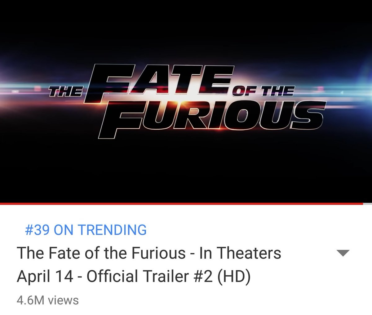 The New The Fate Of The Furious Trailer - And, Why This Is One Of The Most Successful Movie Franchises.