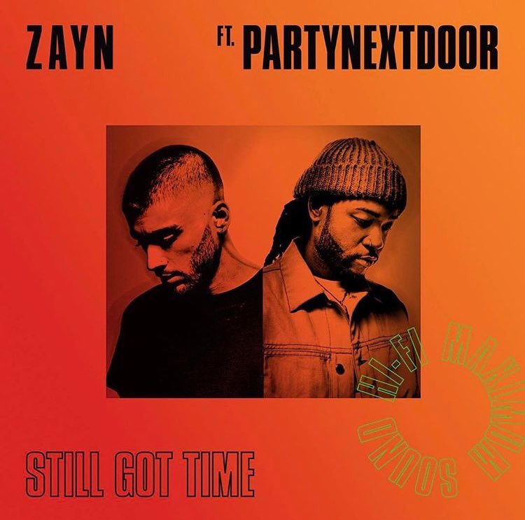 ZAYN's next collaboration is with....