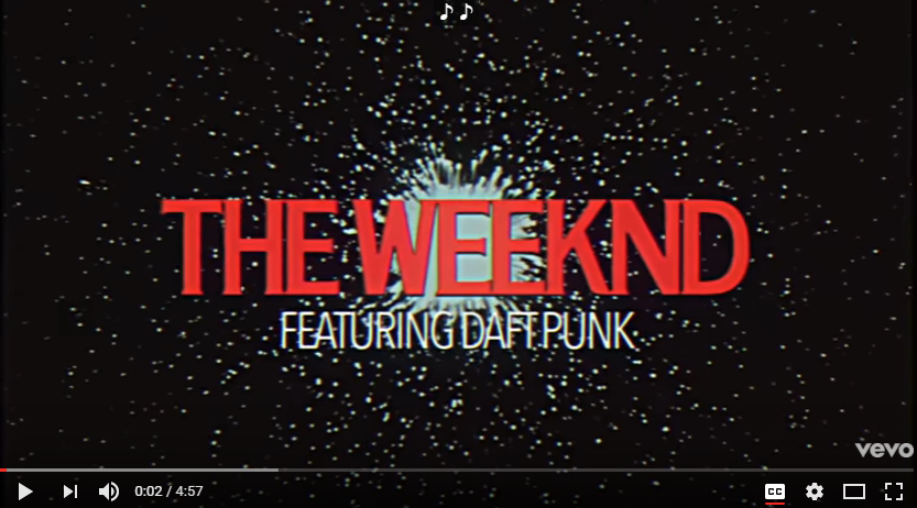 "New music video for The Weeknd feat. Daft Punk ""I Feel It Coming"". WATCH:"