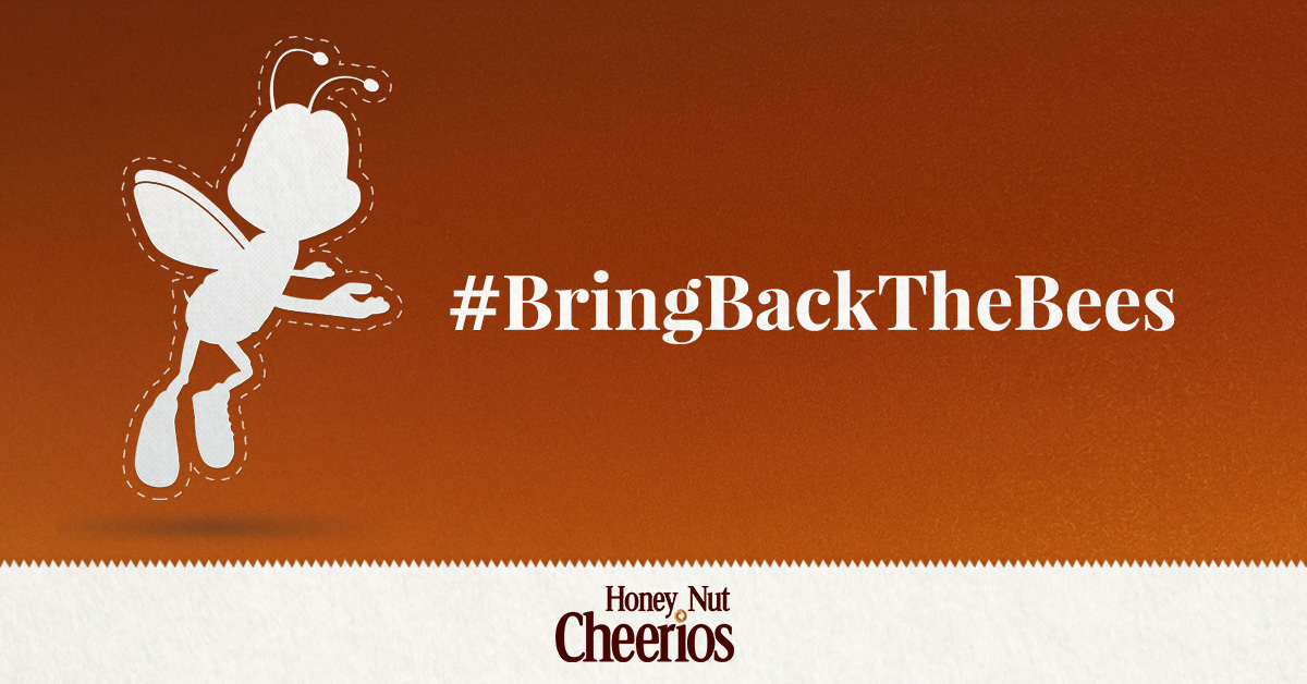 Cheerios Needs Our Help To Save The Bees! Get Your Seeds NOW