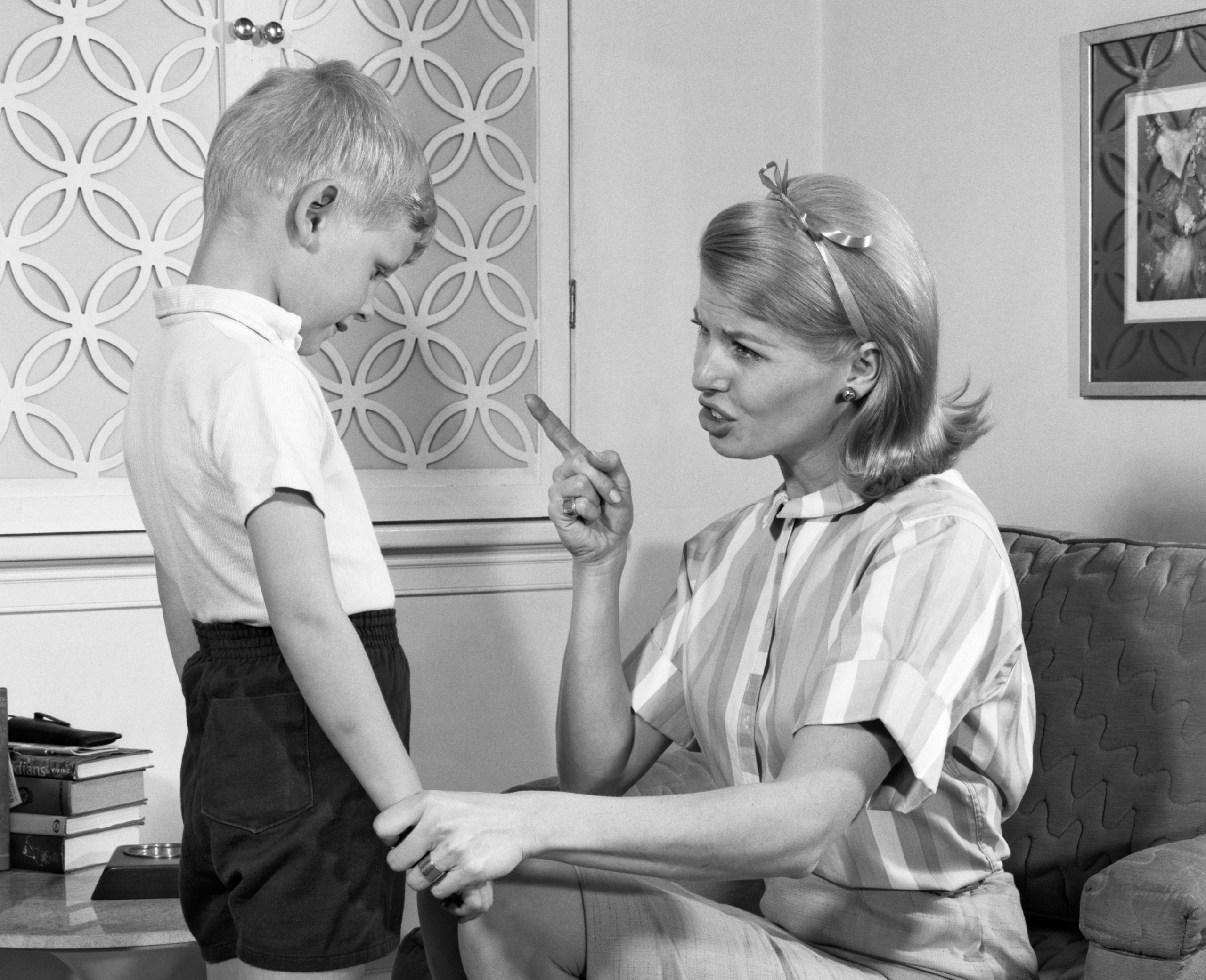 The most common WHITE LIES that parents tell their kids