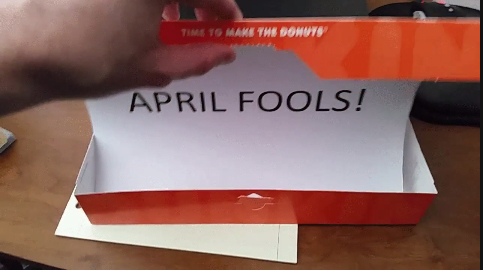 Want to fool your kids for April Fools?