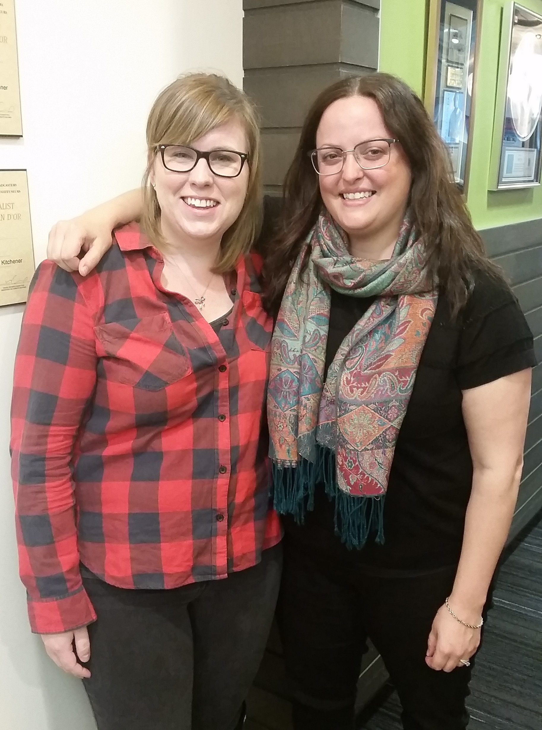 Jess from Waterloo talks about living with MS & the MS Walk, May 7