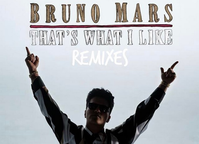 """BRUNO MARS has 4 remixes of """"That's What I Like"""" the PARTYNEXTDOOR one is the BEST [Listen]"""