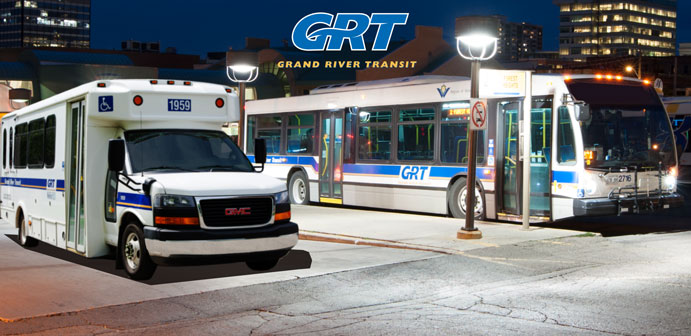 Grand River Transit is on STRIKE as of 5am APRIL 3rd!