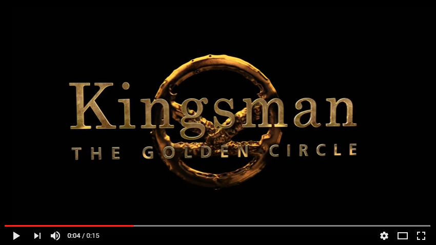 So Much YES In Just 15 Seconds! Here's A Sneak Of The New 'Kingsman: The Golden Circle' - WATCH