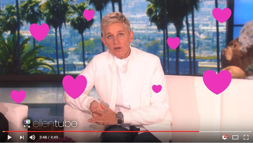 20 Years Ago Ellen Degeneres Came Out On Her Sitcom - Today She Took A Look Back - WATCH