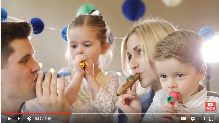 Adorable 4 Year Old Claire Teams Up With Family For Meghan Trainor's 'I'm A Lady' - WATCH