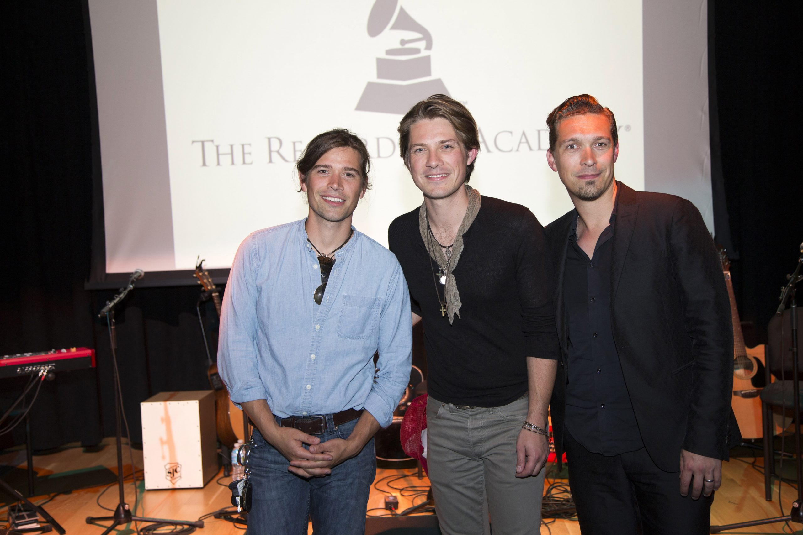 HANSON has a new song and it's pretty damn catchy! [LISTEN]