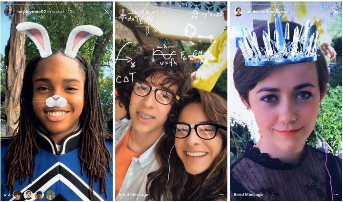 "INSTAGRAM just announced ""Face Filters"" and MORE!"