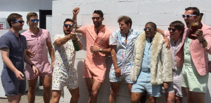 The romper for men - The RompHim is here