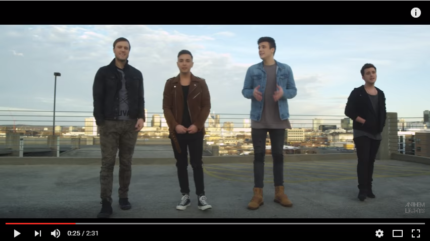 Anthem Lights Mashes Up The Best Of The Backstreet Boys - WATCH