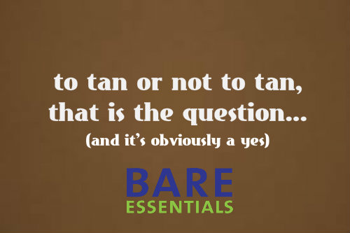 Today Was My Last Spray Tan Session At bare Essentials - Check Out My Results