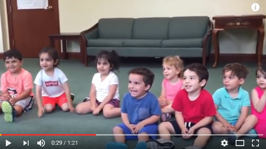 Kid Cannot Stop Giggling While Teacher Plays The Guitar - WATCH