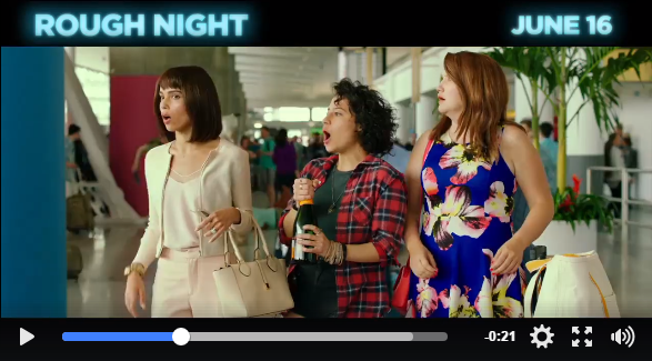 'Rough Night' Is The Female Hangover We've All Been Waiting For - WATCH