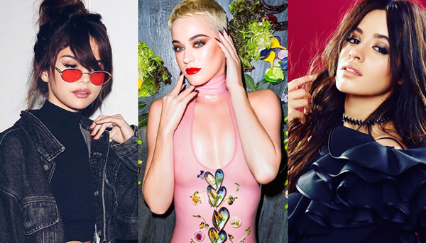 Are SELENA, KATY and CAMILA releasing NEW MUSIC this week?