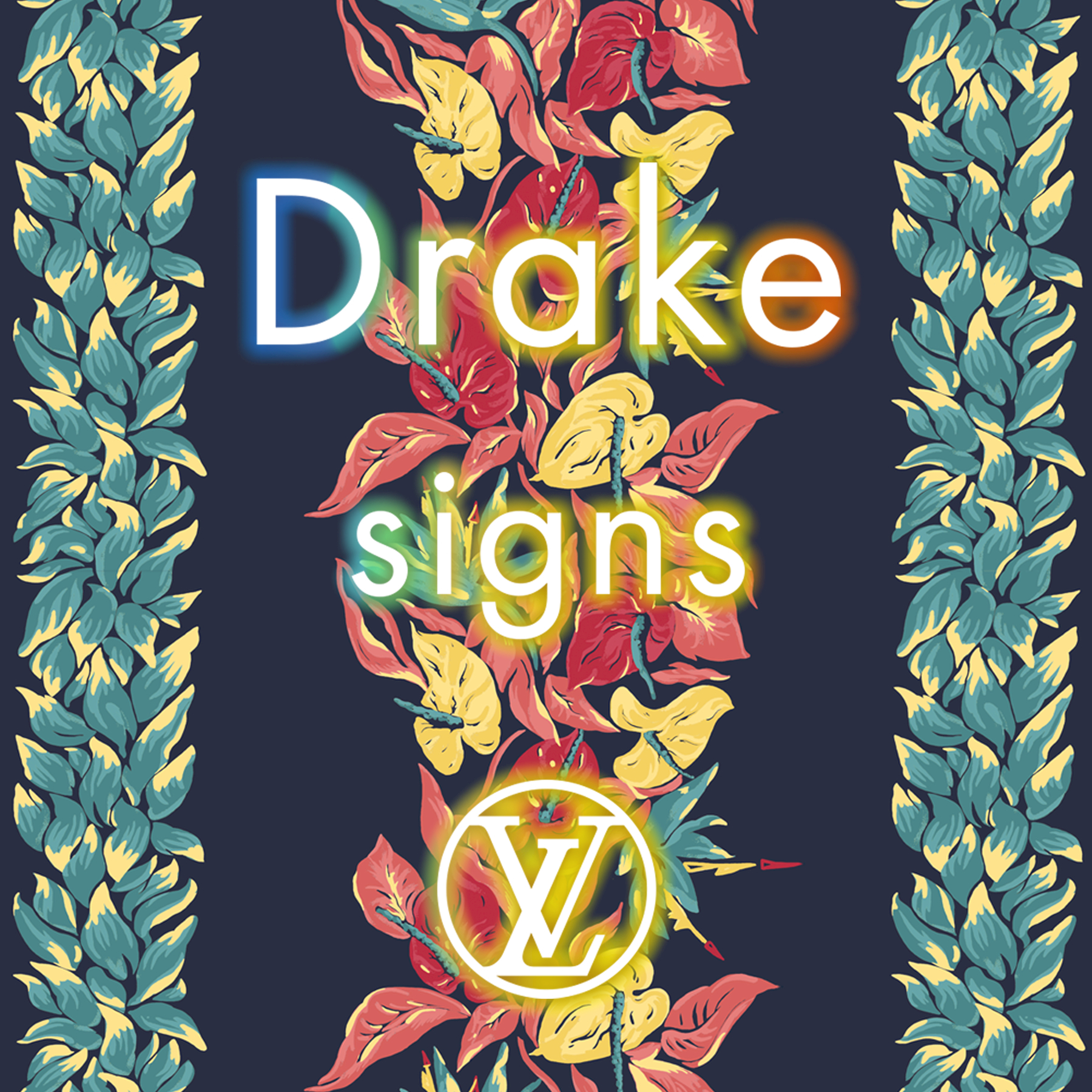 "LISTEN to DRAKE's new song ""SIGNS"""