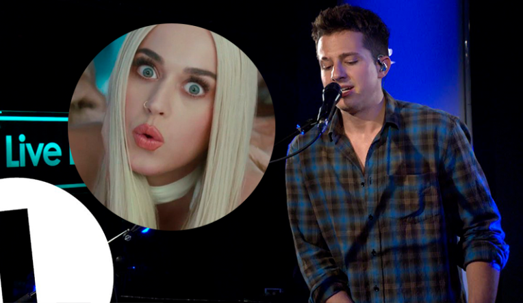 "[Watch] CHARLIE PUTH's smooth cover of KATY's ""Bon Appetit"""