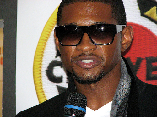 "Usher explains not being a part of ""One Love Manchester"" benefit concert.."