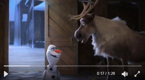 The trailer for 'Olaf's Frozen Adventure' is HERE! [WATCH]