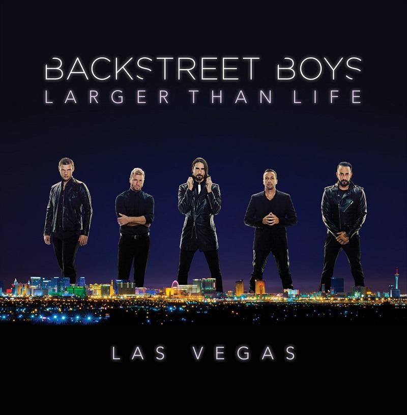BACKSTREET BOYS add MORE Vegas Show Dates!