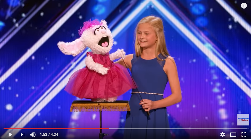 Amazing 12 Year Old Ventriloquist WOWS Everyone On America's Got Talent - WATCH