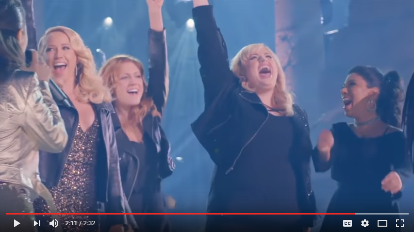 The New Tease For 'Pitch Perfect 3' Will Have You Feeling Aca-Mazing - WATCH