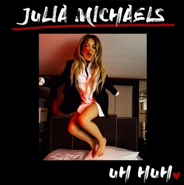"JULIA MICHAELS has a new song ""Uh Huh"" & FIFTH HARMONY debuts ""Down"" [LISTEN]"