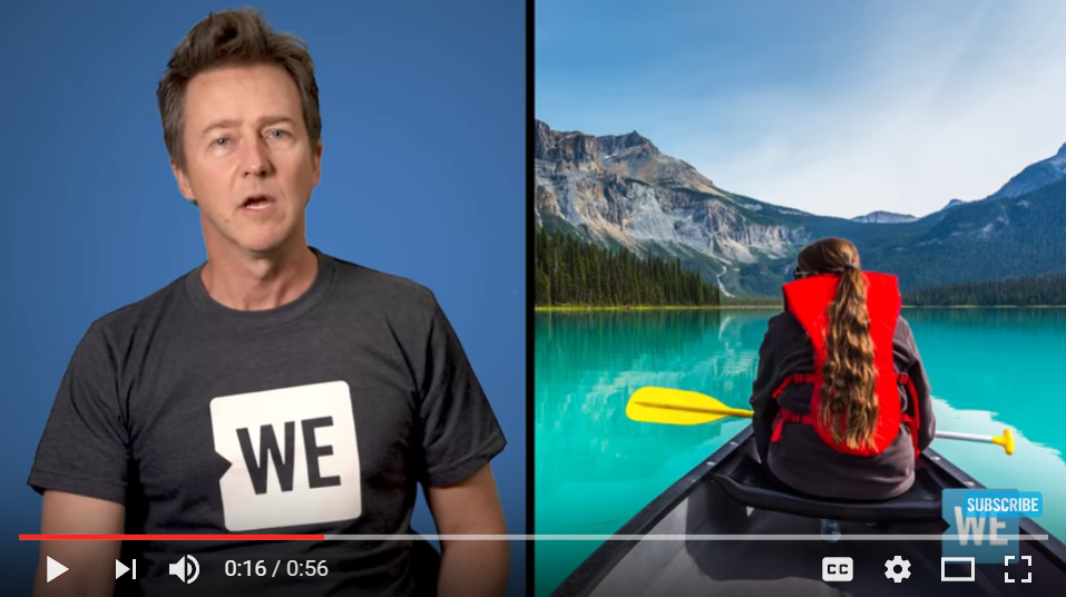 Celebs Discuss What They Know and Love About Canada For WE Day - WATCH