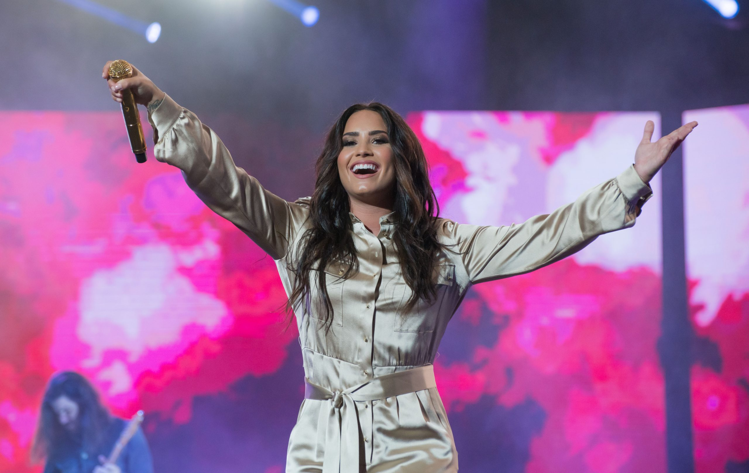 "Hear Demi Lovato's new track ""Sorry Not Sorry""!"