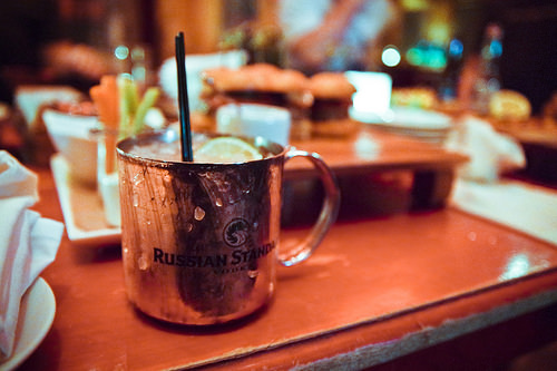 "Drinking ""Moscow Mules"" Might Be Slowly Poisoning You?"