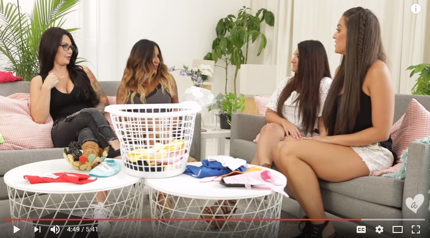 The Girls From Jersey Shore Air Out Their Dirty Laundry - WATCH