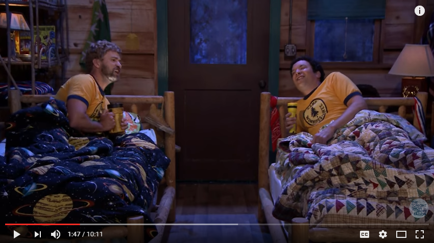 Justin And Jimmy Head Back To Camp Winnipesaukee And It's Better Than Ever - WATCH