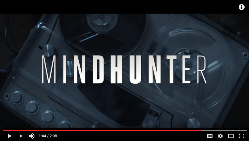 New Preview For Netflix Original 'MINDHUNTER' Will Release The Crazy - WATCH